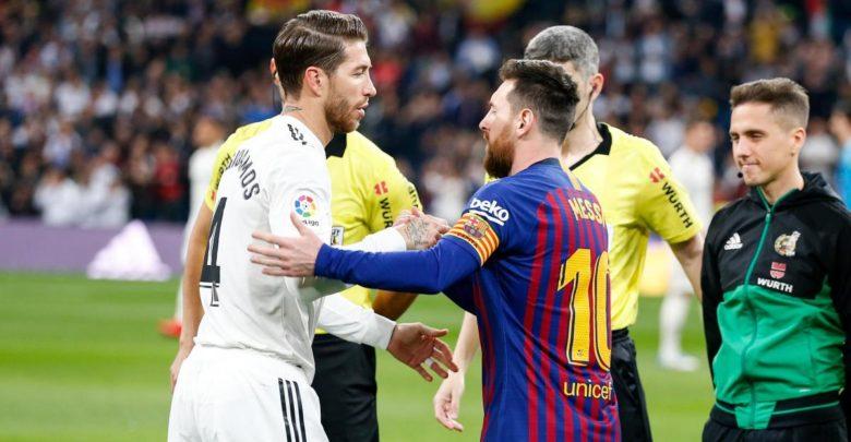 Espagne : Menacé, le classico Barça-Real se jouera sous haute surveillance policière