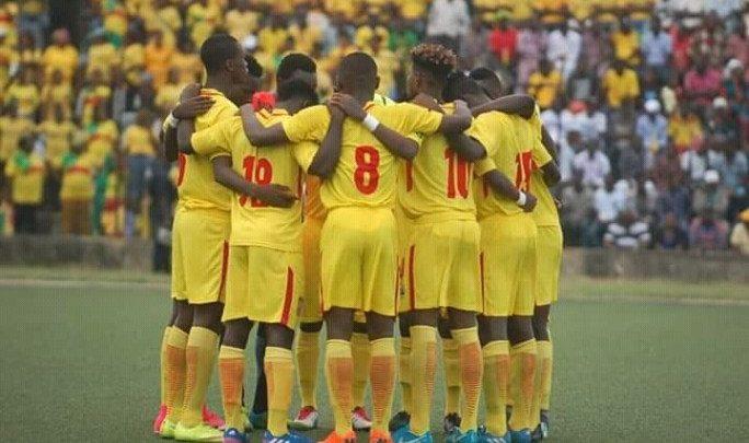 Football : Les Ecureuil U23 battus en amical au Burkina Faso