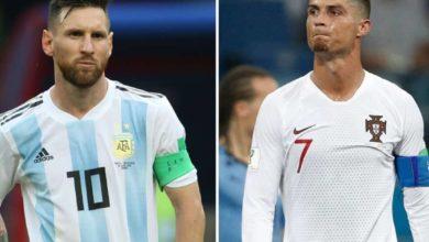 Lionel Messi et Cristiano Ronaldo_Meilleur buteur de la décennie 2010-2019
