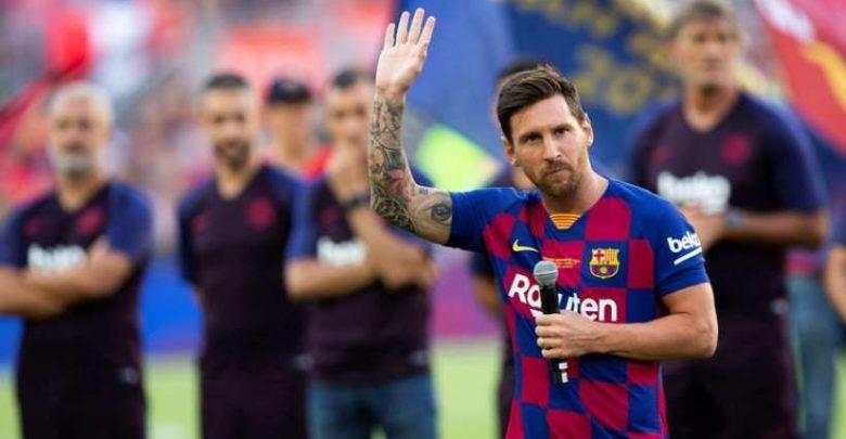 Liga : Le message de Messi au Real Madrid avant le classico